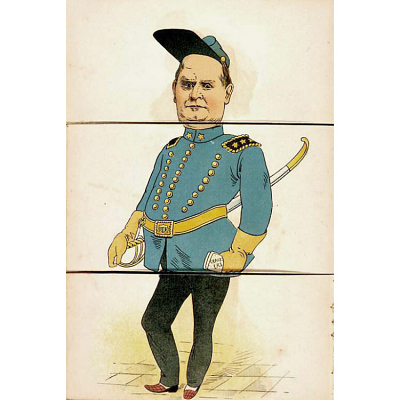 Bits of Prominent People - William McKinley