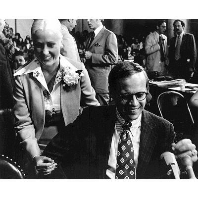 John Wesley Dean and Maureen Kane Dean
