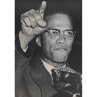 Image of Malcolm X