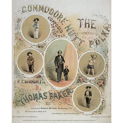 The Commodore Nutt Polka
