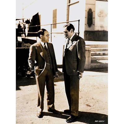 Ernst Lubitsch and Emanuel Cohen