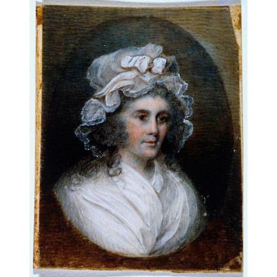 Ann Elliott Morris Portrait