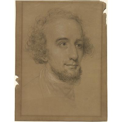Titian Ramsay Peale II Self-Portrait