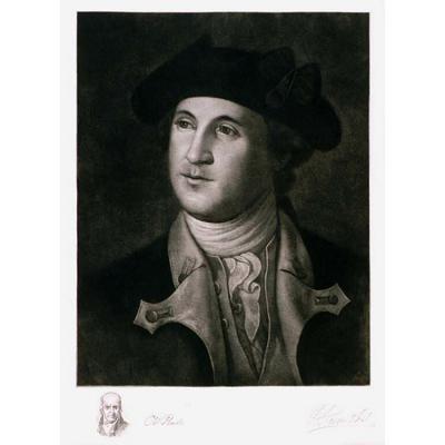 George Washington and Charles Willson Peale