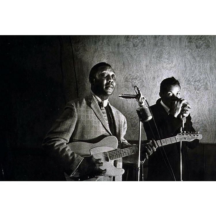 Image for Muddy Waters and Isaac Washington
