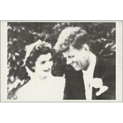John F. and Jackie Kennedy