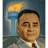 Image of Ralph J. Bunche