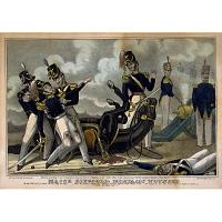 Major Ringgold, Mortally Wounded