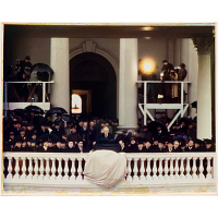 Image of Inauguration of Franklin Delano Roosevelt, 1937