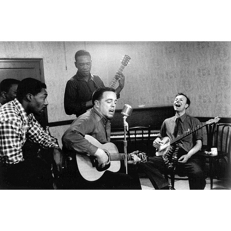 Image for Pete Seeger (with Alan Lomax)