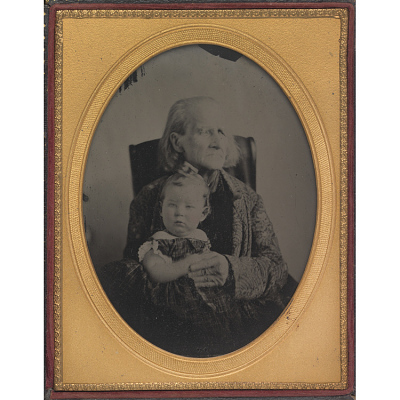 Benjamin Tappan and Mary Tappan Wright
