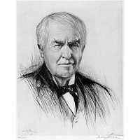 Image of Thomas Alva Edison