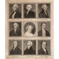 Image of Mrs. Martha Washington