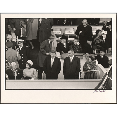 The Inauguration of John F. Kennedy