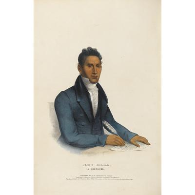 John Ridge - A Cherokee