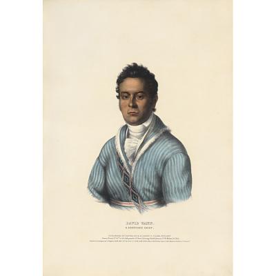 David Vann - A Cherokee Chief