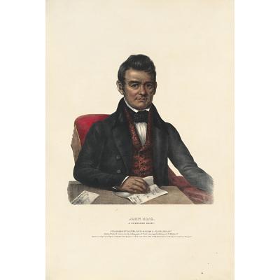 John Ross - A Cherokee Chief