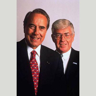 Bob Dole and Jack Kemp