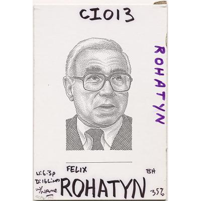 Felix Rohatyn