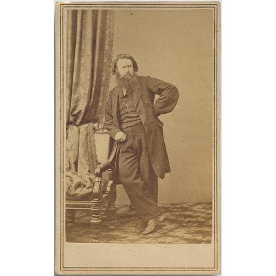 Alexander Gardner Self-Portrait