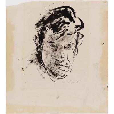 Warren Brandt Self-Portrait