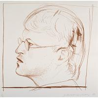 Image of David Hockney Self-Portrait