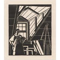 Image of The Attic Window