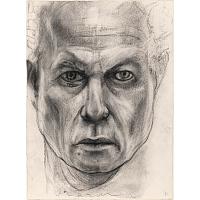 Michael Mazur Self-Portrait