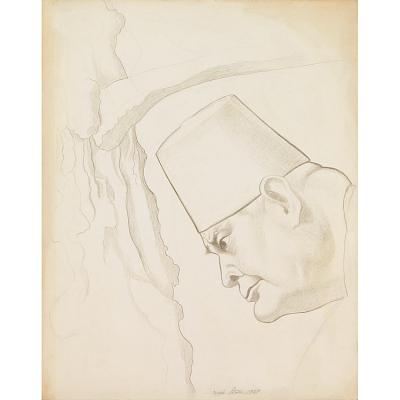 Joseph Stella Self-Portrait