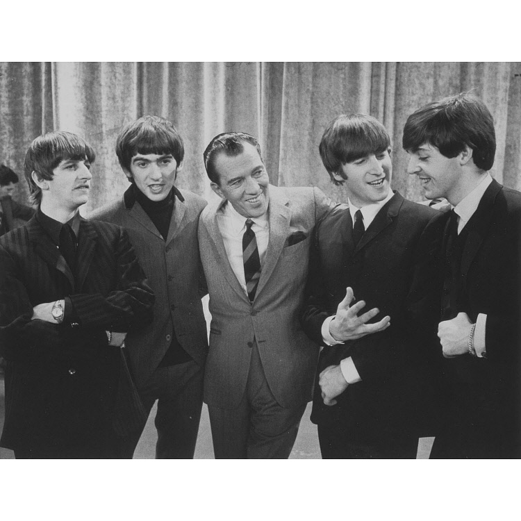 Image for Ed Sullivan and the Beatles