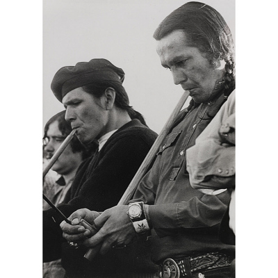 Russell Means and Dennis Banks