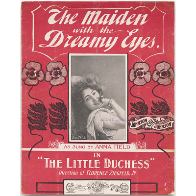 The Maiden With the Dreamy Eyes