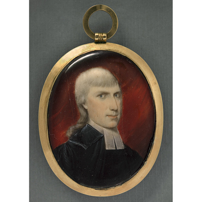 William Linn Portrait