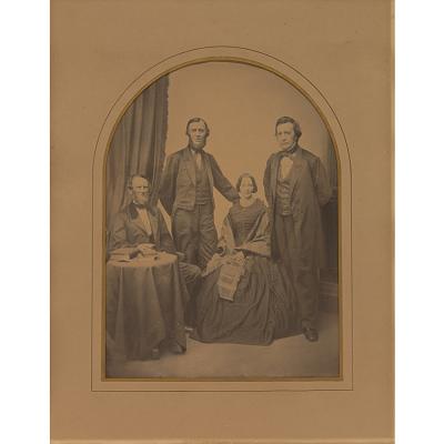 Albert Southworth family