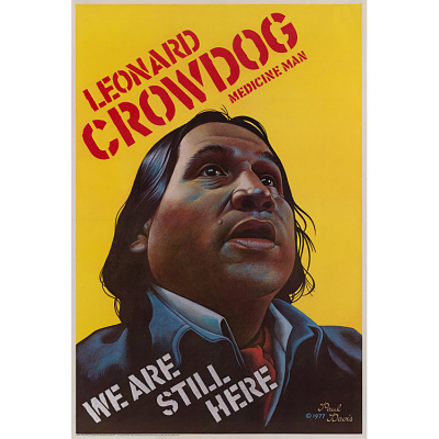Leonard Crow Dog