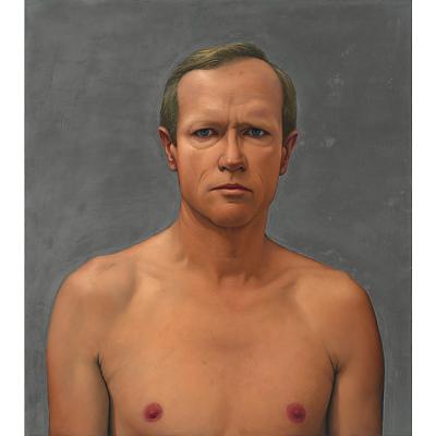 William Beckman Self-portrait