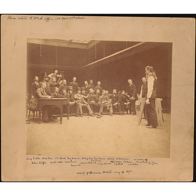 Society of American Artists, Jury of 1890