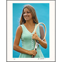 Image of Chris Evert