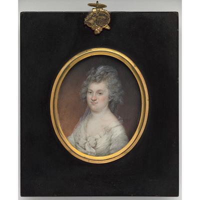 Elizabeth Depeyster Peale Portrait