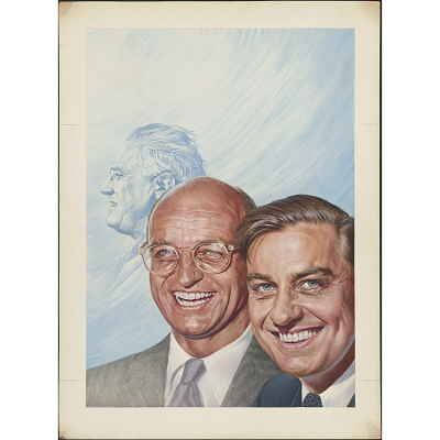 James, Elliott and Franklin D. Roosevelt