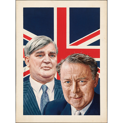 Bevan and Gaitskell