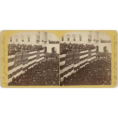 The Inauguration of James Garfield