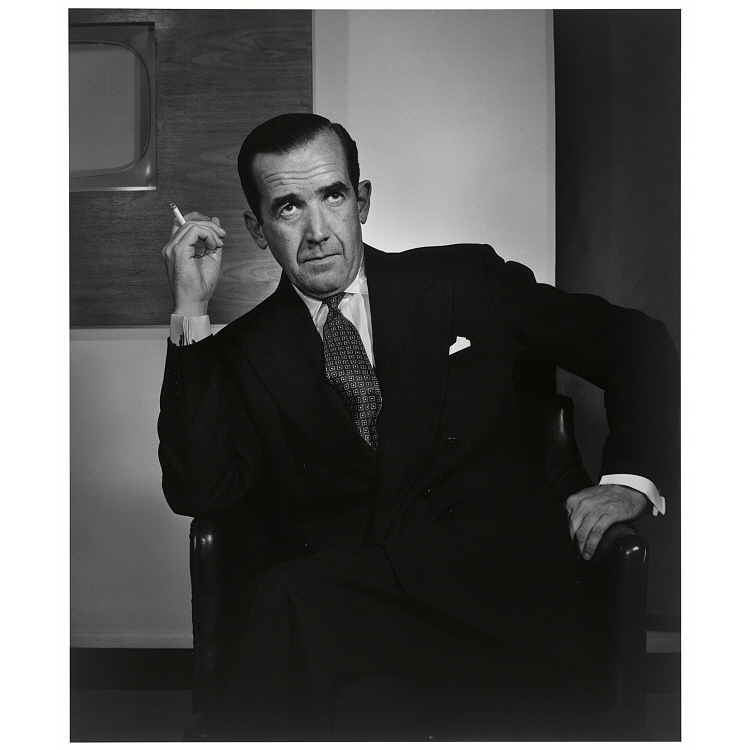 images for Edward R. Murrow
