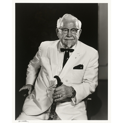 Colonel Harlan Sanders