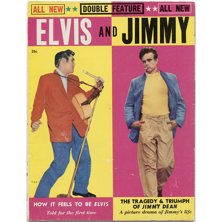 Image for Elvis and Jimmy