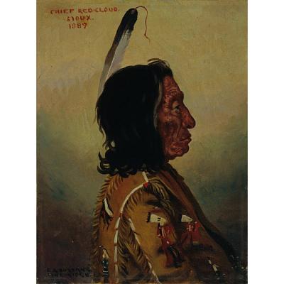 Red Cloud (Makhpiya-luta)