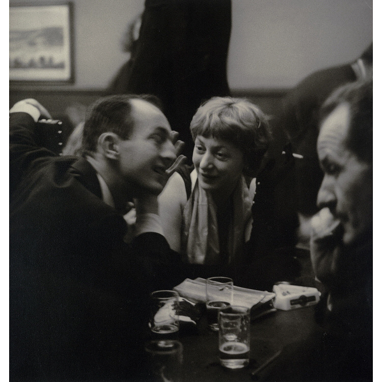 Image for Elaine de Kooning, Frank O'Hara and Franz Kline