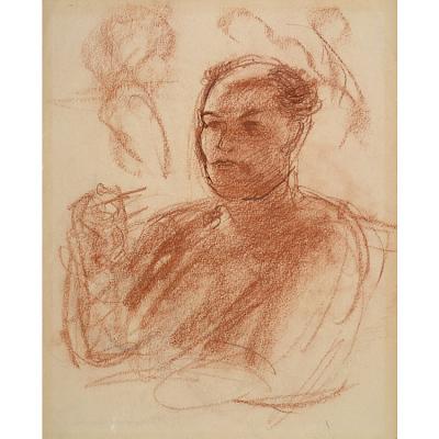 John Steuart Curry Self-Portrait