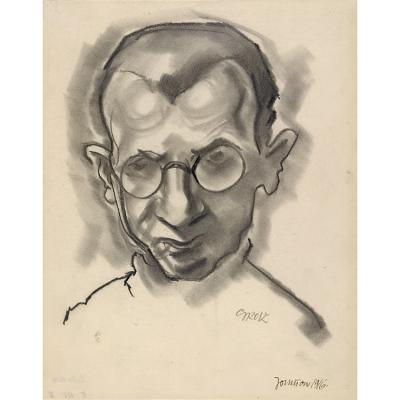George Grosz Self-Portrait