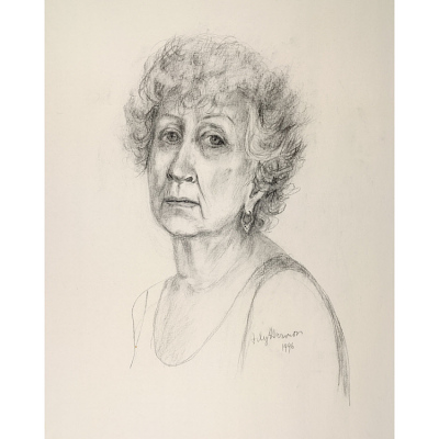 Lily Harmon Self-Portrait